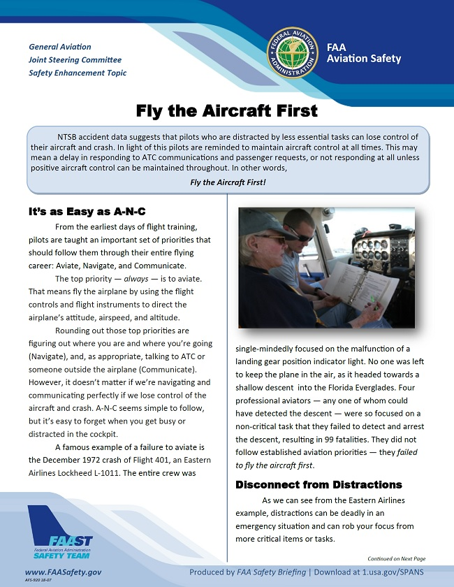 2018-07-01-faa-safety-gajsc-fly-the-aircraft-first