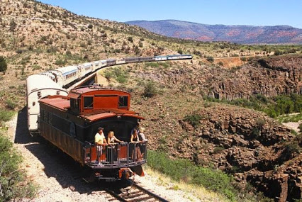 Nov 1st Verde Canyon Railroad Weekend Getaway