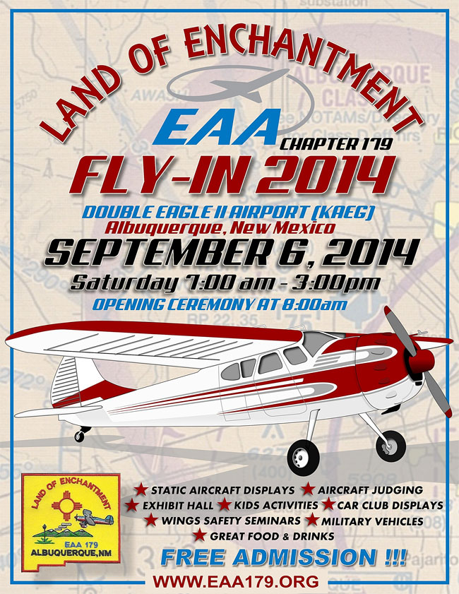 Land of Enchantment Fly In - Double Eagle II (KAEG) in Albuquerque, NM