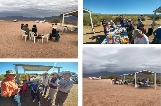 2018-02-bbq barbeque at grapevine airstrip