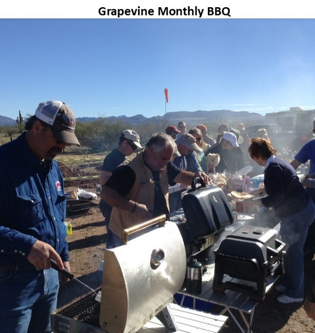 spring backcountry kicks off grapevine monthly bbq