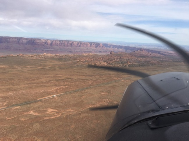 arizona airport focus marble canyon approach