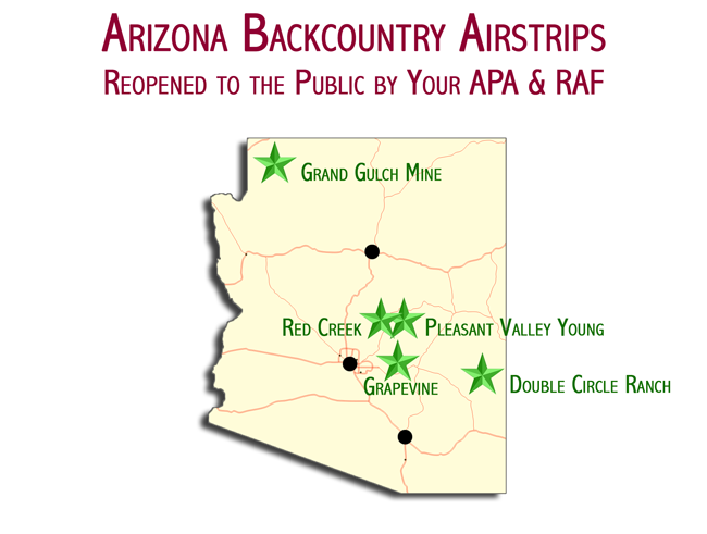 Backcountry Airstrip Safety Information
