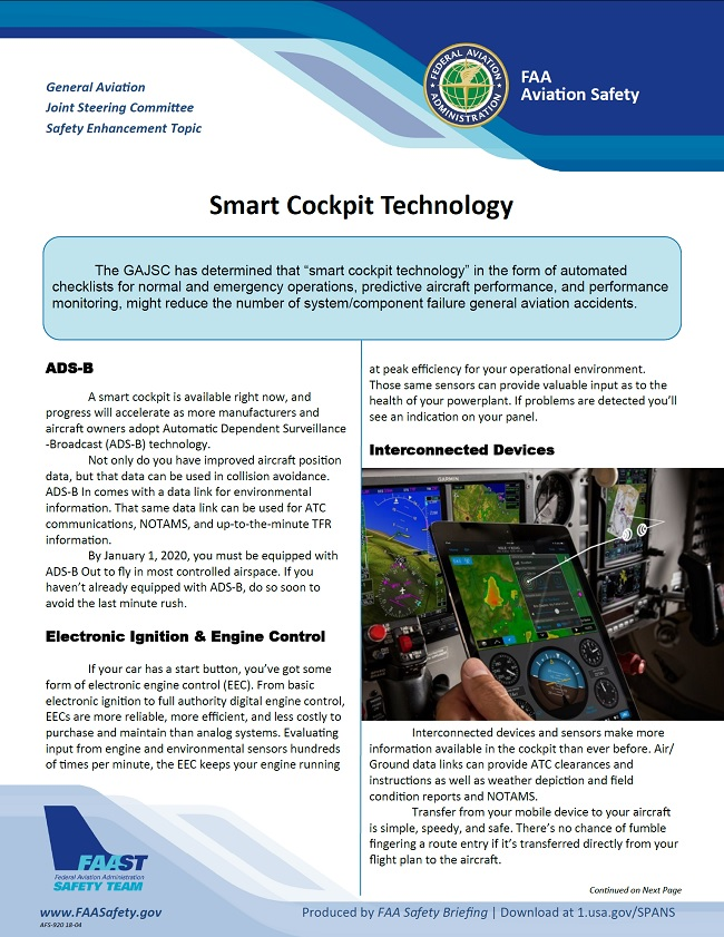 2018-04-01-faa-safety-gajsc-smart-cockpit-technology