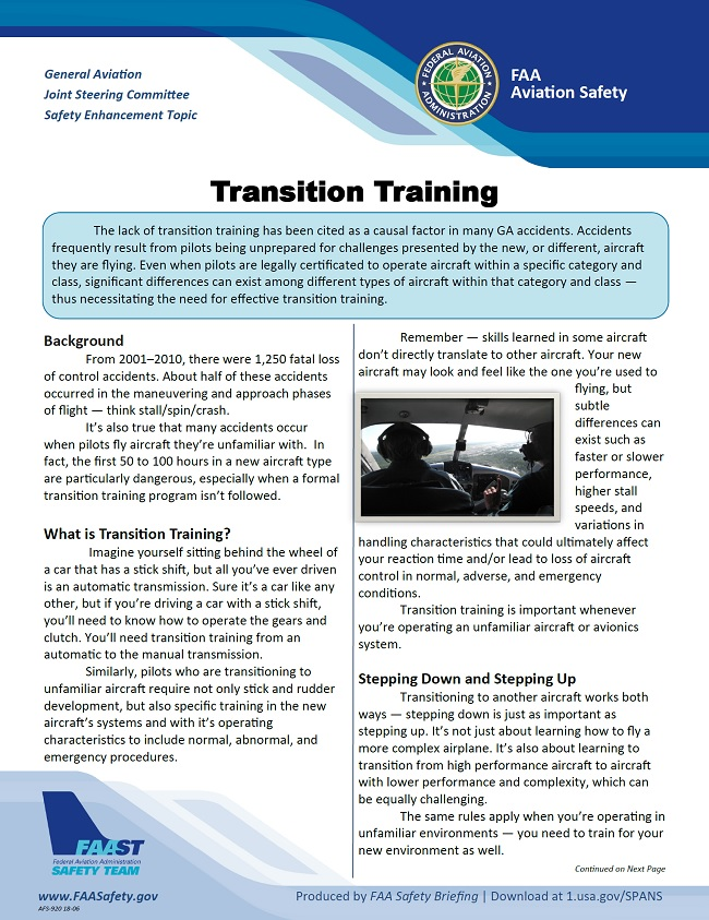 2018-06-01-faa-safety-gajsc-transition-training