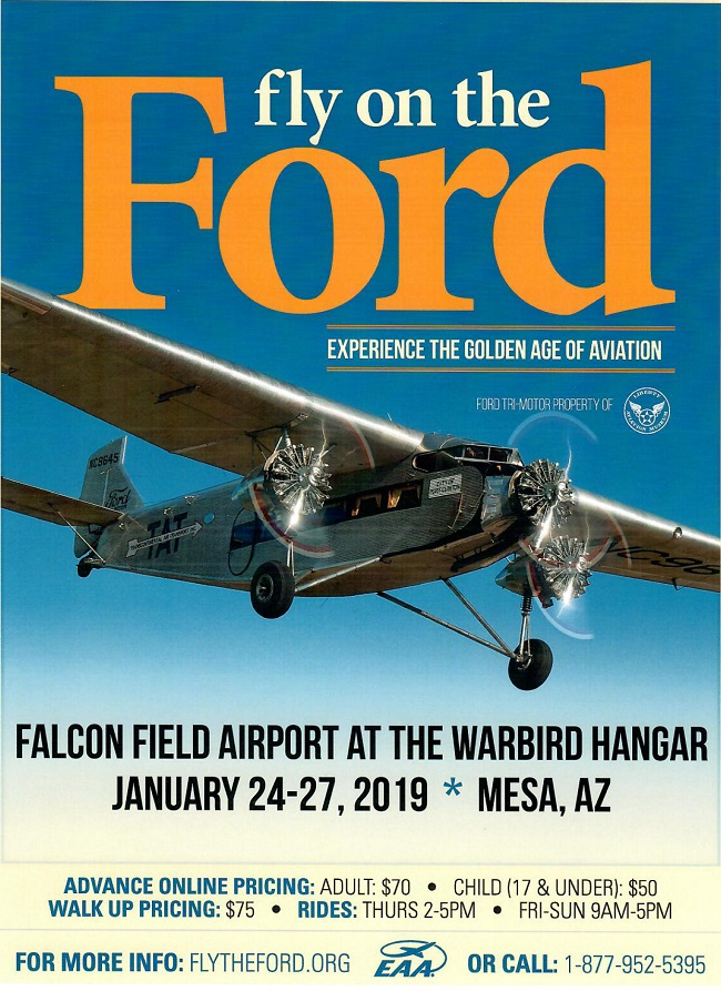 ford trimotor event 2019