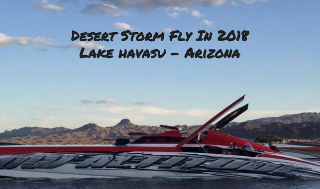 desert storm fly in 2018