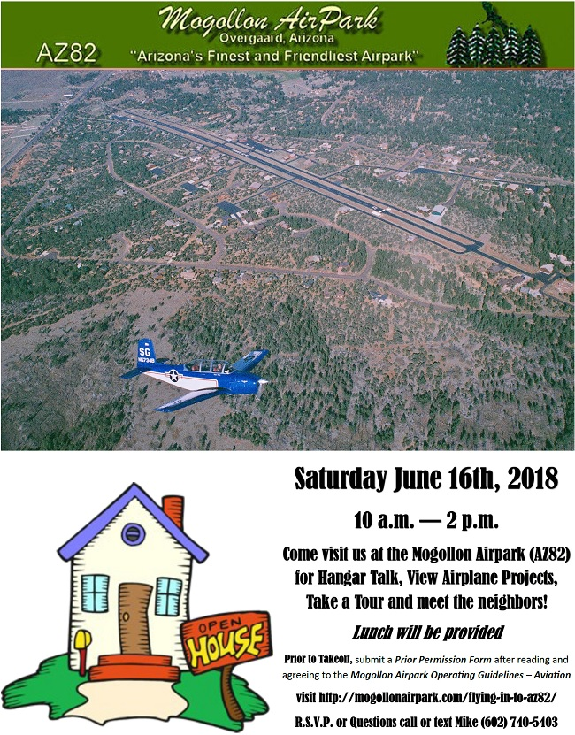 mogollon air park open house 2018