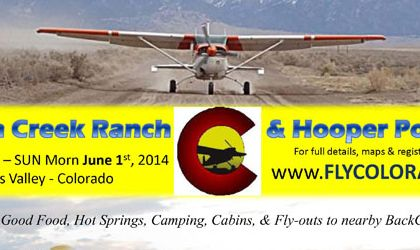 Read more: Colorado Backcountry Fly-In to La Garita Creek Ranch