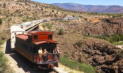 Read more: Nov 1st Verde Canyon Railroad Weekend Getaway