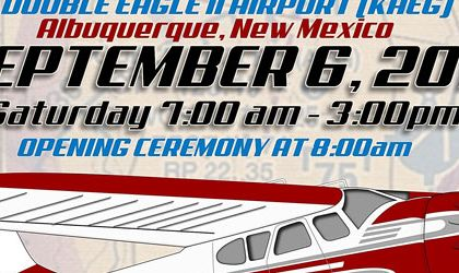 Read more: Land of Enchantment Fly In - Double Eagle II (KAEG) in Albuquerque, NM