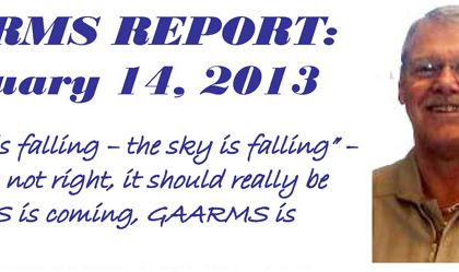 Read more: GAARMS is March 23rd - Right around the corner!