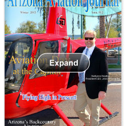 Read more: Backcountry Aviation - A Shining Star for GA in Arizona