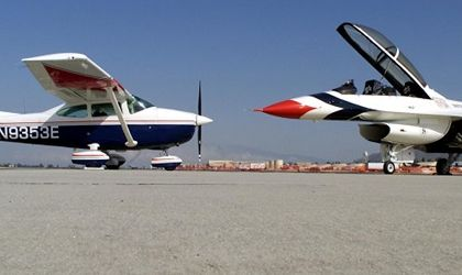 Read more: Is There a Gap of Aviation Knowledge Between Military and General Aviation Pilots?