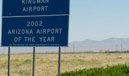 Read more: Kingman Airport, Kingman Arizona