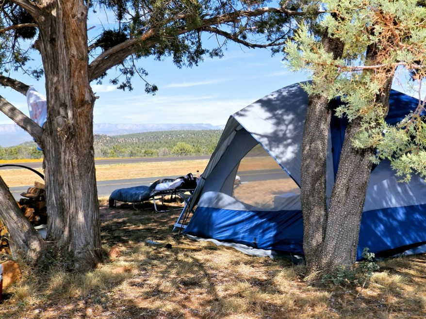 2019 3 payson a backcountry fly in that every airplane can make tent site