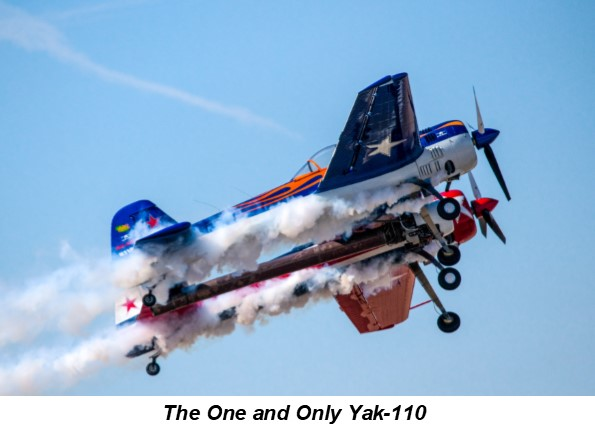 2019 3 president report the one and only yak 110