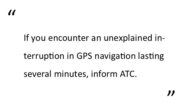 executive director 2018 04 unexplained interruption in gps navigation