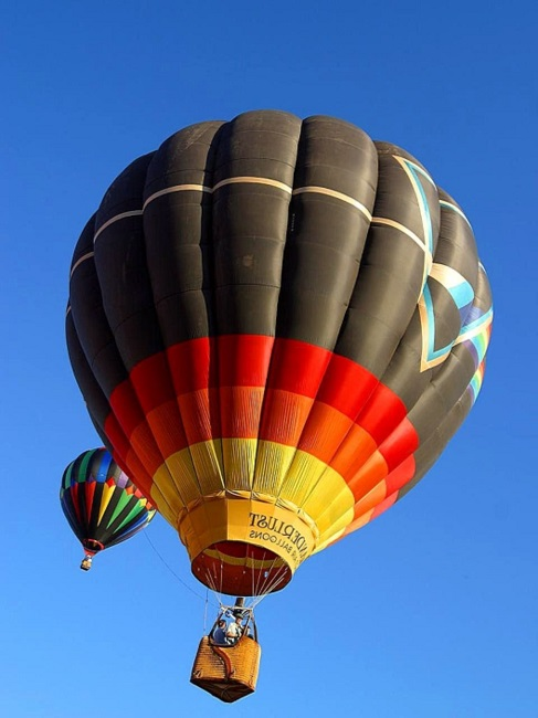 executive director 2018 june hot air balloon