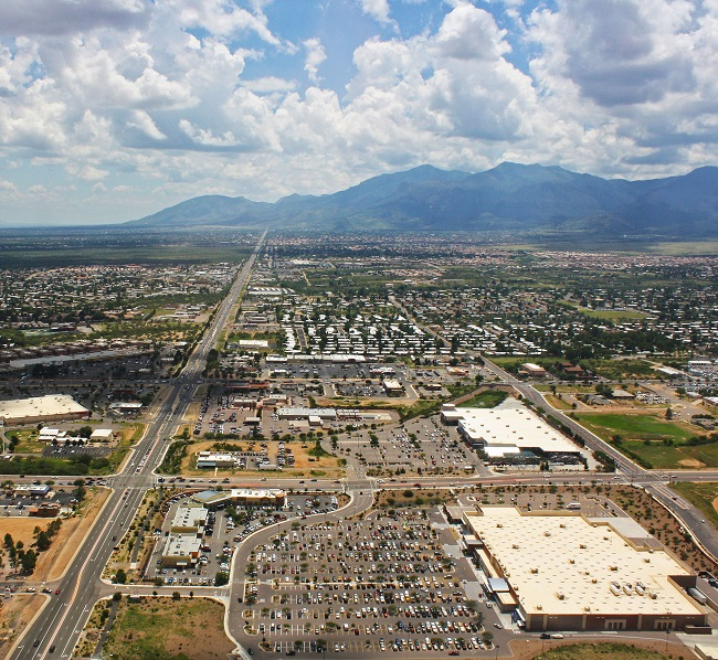 arizona airport focus august 2019 sierra vista aerial