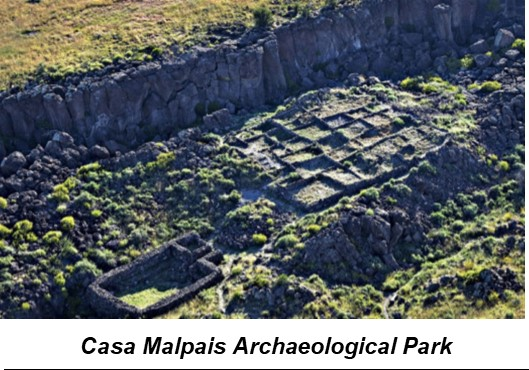 arizona airport focus springerville casa malpais archaeological park 2