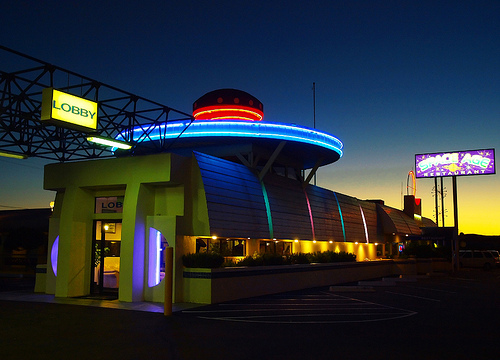 gila bend space age