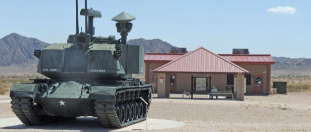 yuma international airport marine corps training course